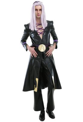 JoJos Bizarre Adventure Leone Abbacchio Golden Wind Cosplay Costume