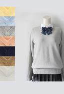 Japan JK Uniform Long Sleeve School Uniform Pullover Sweater Cosplay Costume