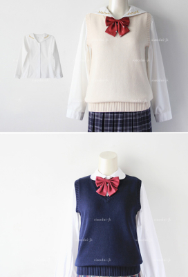 Your Name Japanese School Uniform Set JK Women Student Sweater Costume