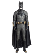 Super Hero Batman Version 1 Fullset Cosplay Costume without Helmet Inspired by Justice League Order to Made