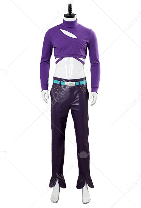 JoJo's Bizarre Adventure Golden Wind Costume de Cosplay Doppio
