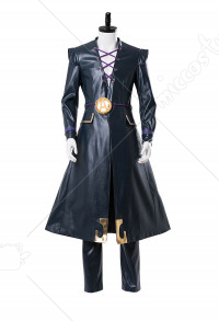 JoJos Bizzare Adventure Golden Wind Leone Abbacchio Cosplay Costume