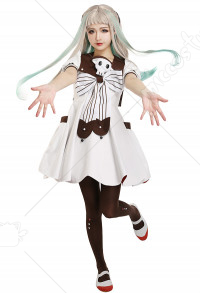 Toilet Bound Hanako Kun Jibaku Shounen Hanako Kun Yashiro Nene Dress Cosplay Costume