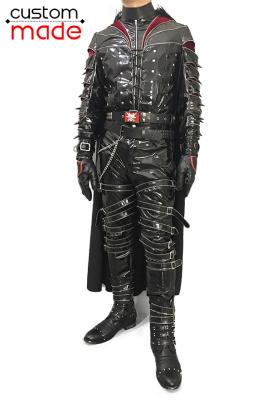 Deluxe Handmade Kick-Ass Dave Lizewski Kick-Ass Full Set Cosplay Costume