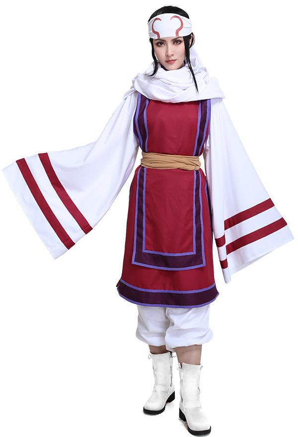 Anime Kingdom Qiang Lei Cosplay Kostüm