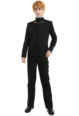 Kaguya-sama Love Is War Miyuki Shirogane School Uniform Outfit Cosplay Costume for Men