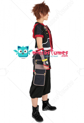 Kingdom Hearts III KH3 Sora Cosplay Costume