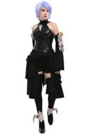 Kingdom Hearts 3 Aqua Cosplay Costume