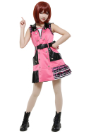 Kingdom Hearts 3 KH III Kairi Cosplay Costume Dress