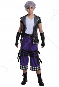 Kingdom Hearts 3 Riku Cosplay Costume