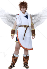 Kid Icarus Pit Cosplay Costume