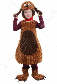 Kinder Süß Löwen  Tier Halloween Party Cosplay Kostüm Kleid