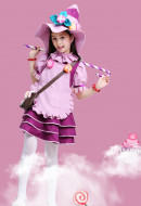 Halloween Cosplay League Of Legends Cosplay Lulu The Fae Sorceress Cosplay Witch Cosplay Kid Dress