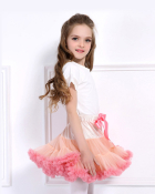 [Free US Economy Shipping] Halloween Cosplay Princess Skirt Parent Child Pettiskirt