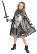 [Free US Economy Shipping] Halloween Cosplay Armor Hero Cosplay Princess Kid Jumpsuit