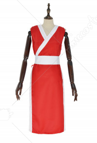 The King of Fighters Costume de Cosplay Mai Shiranui Ninja