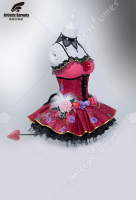 Artistic Sprouts LoveLive Kotori Minami Cosplay Costume