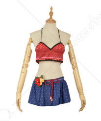 Love Live Sunshine Dia Kurosawa Swimsuit Bikini Cosplay Costume
