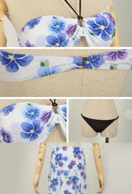 Love Live Sunshine Kanan Matsuura Swimsuit Bikini Cosplay Costume