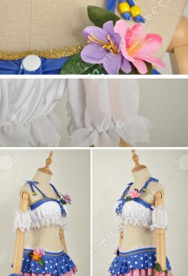 Love Live Sunshine Ruby Kurosawa Swimsuit Bikini Cosplay Costume