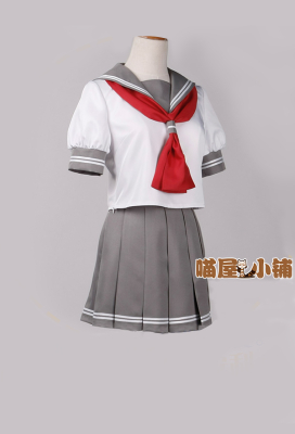 Miaowucos Love Live! Sunshine!! Aqours Sailor Suit Cosplay Uniform