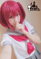 Miaowucos Love Live! Sunshine!! Aqours Sailor Suit Cosplay Uniform