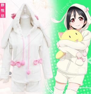 Lovelive Nico Yazawa Pajamas Cosplay Costume