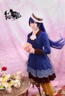 Delusion Love Live! Sonoda Umi Cosplay Costume