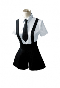 Land of the Lustrous Houseki no Kuni Phosphophyllite Cinnabar Diamond Bortz Cosplay Costume Summer Uniform