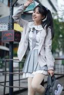 [Free US Economy Shipping] Lolita Skirt Japanese Academic Style Daily Lolita Girlish Heart Soft Girl Lolita Student Skirt for Autumn and Winter