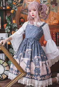 Robe Lolita de Princesse Quotidienne JSK