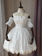 Cute Lolita Dress Ballet Style Cute Lolita Daily Jumper Dress