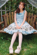 L Après-midi d un faune Cute Lolita Dress Cute Daily Jumper Dress
