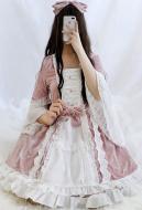 Cute Lolita Daily Dress Sweet Summer Jumper Skirt