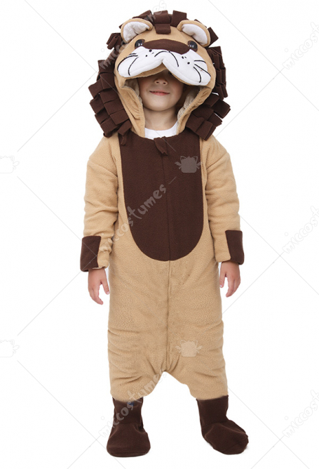 Little Lion Baby Lion King Halloween Kids Costume Mascot