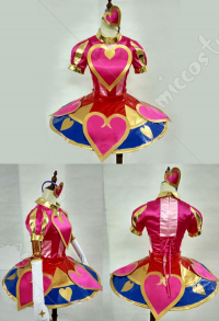 LOL League of Legends Orianna Reveck The Lady of Clockwork Heartseeker Orianna Skin Cosplay Kostüm