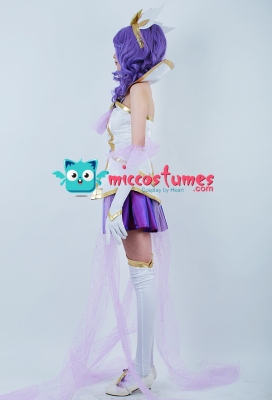 League Of Legends Janna Cosplay Costume
