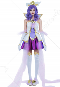 League Of Legends Janna Costume Cosplay
