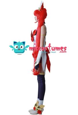 League of Legends Jinx Cosplay Costume