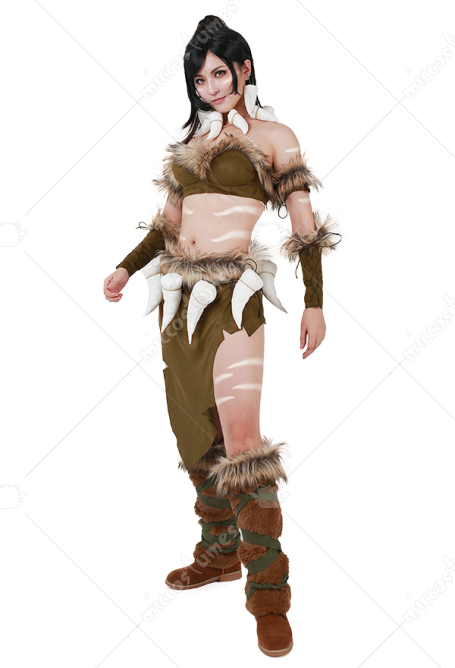 League of Legends Classic Nidalee Cosplay Costume