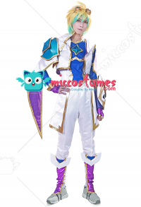 League of Legends Star Guardian Ezreal Cosplay Costume