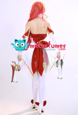 League of Legends Miss Fortune Cosplay Costume Dress