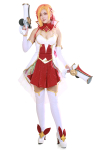 League of Legends Star Guardian Miss Fortune Cosplay Costume Dress