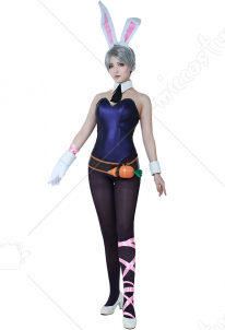 League of Legends Battle Bunny Riven Cosplay Kostüm