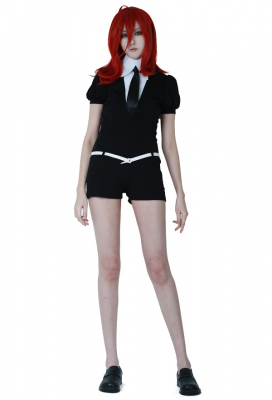 [Free Shipping]Land of the Lustrous Houseki no Kuni Phosphophyllite Cinnabar Diamond Bort Cosplay Costume Suit Uniform