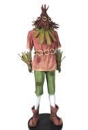 Legend of Zelda: Majora's Mask Lost Woods Skull Kids Cosplay Costume Including Shoes