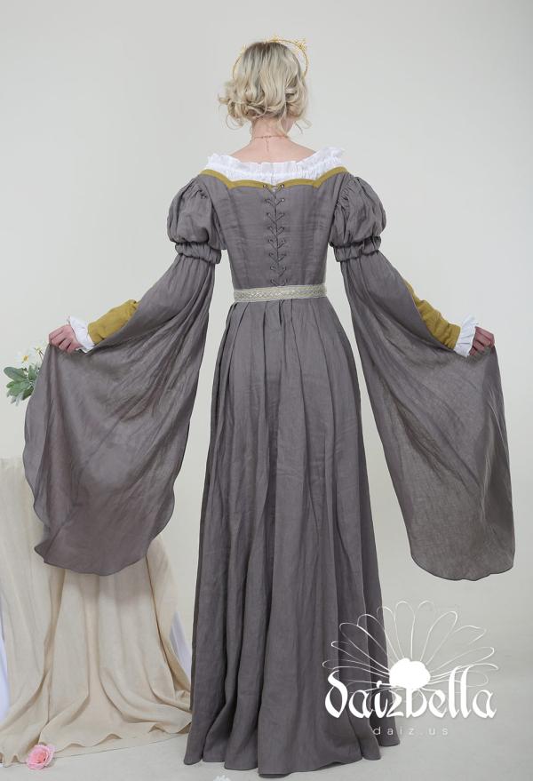 Mittelalterliches Kostüm Zubehör Weicher Perlengürtel Taille Schmuck