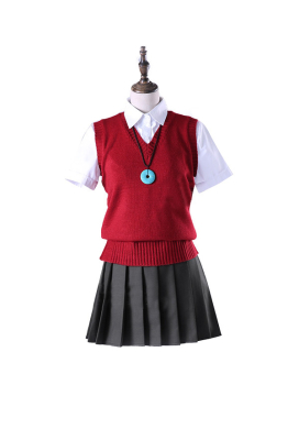 The Ancient Magus' Bride Chise Hatori School Uniform Cosplay Costume