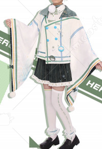 My Hero Academia Tsuyu Asui Cosplay Costume Cute Daily Embroidery Sailor Collar Outfits