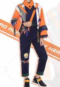My Hero Academia Katsuki Bakugo Cosplay Costume Daily Tide Outfits